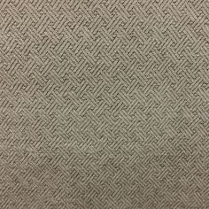 This Is A Gray Chenille Like Cross Tee Design Upholstery Fabric, Suitable  For Any Decor