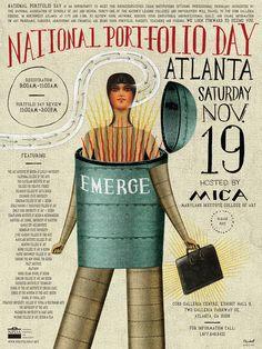 National Portfolio Day Atlanta 2011