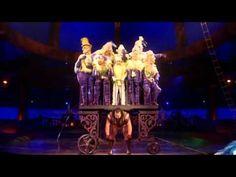 Circo del Sol Cirque du Soleil Alegria 1994 THE WHOLE SHOW <3