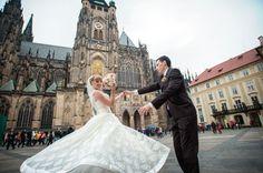 Wedding in Prague - Prague Castle