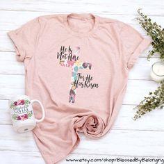 b9cc7e968 He Is Not Here For He Has Risen- Women's Easter Shirt - Jesus Shirts Mom -  He is Risen Tee- Easter T Shirt Mom- Cross Tshirt Gift