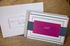 DIY Bride » Crafting Beautiful Weddings, One Project At A Time » Marti + Matthew