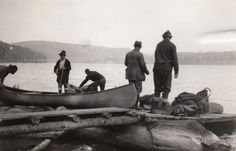 Paddle Away From Civilization: 4 Amazing Wilderness Canoe Trips to Take | The Art of Manliness