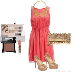 Love the colors, perfect for Graduation Day. Just wonder how it will be under my blue cap and gown.