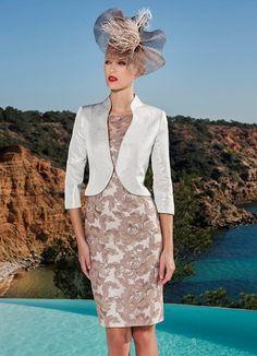 photo of ladies formal daywear design 08 by Sonia Pena