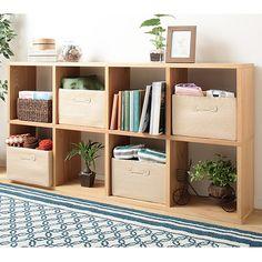 組合わせ収納特集-コネクトシリーズ-   ニトリ公式通販 家具 ... この組み合わせを購入する: サッとしまえて片付けやすい