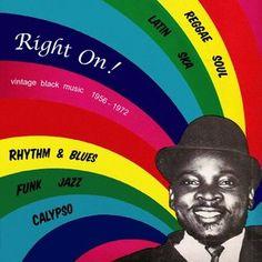Vintage Black Music: 1956 - 1972
