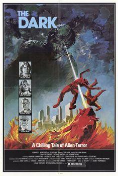 'the dark' movie poster.
