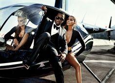 La riqueza y el lujo