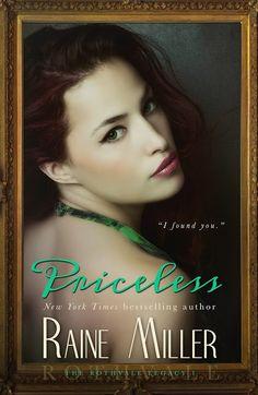 Bookadictas: PRICELESS #1 - SAGA TE ROTHVALE LEGACY, RAINE MILLER (+18)