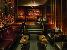 Royalton Hotel (Phillipe Starck), beautiful make-over by New York-based design firm Roman and Williams in 2007