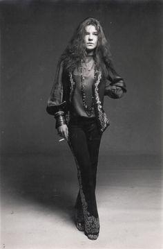Janis Joplin photographed by Francesco Scavullo, Acid Rock, Rock Rock, Janis Joplin, Look Vintage, Vintage Ladies, Vintage Rock, Female Rock Stars, Francesco Scavullo, Big Brother