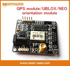 14 GPS modules to navigate and track the movements