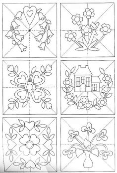 Quilts: Baltimore Album