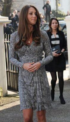 Photos: Kate Middleton debuts her bump! | BabyCenter Blog