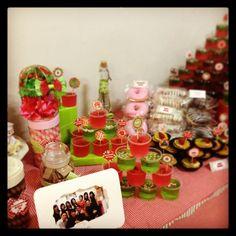 Sweet Corner decoration
