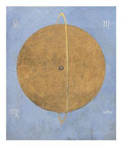 nobrashfestivity: Hilma af Klint, The Dove,. A4 Poster, Poster Prints, Posters, Hilma Af Klint, Oil Painting Reproductions, 2d Art, Art Abstrait, Vintage Artwork, Motion Design