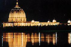 Our Lady of Peace Basilica Yamoussoukro, Cote d' Ivoire