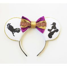 Hercules and Megara Disney Inspired Ears, Hercules Ears, Megara Mouse... ($30) ❤ liked on Polyvore featuring accessories, hair accessories, hair band headband, headband hair accessories, hair band accessories, head wrap hair accessories and wide headbands