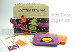 Mini Treat Bag Pouch
