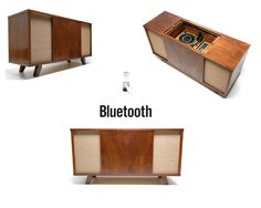 Curtis Mathis Vintage stereo console