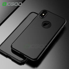 OICGOO Luxury Ultra thin Hard Back Plastic PC Matte Full Case For Apple iPhone X Cover Cases For iphone 7 6 6s Plus 7 Case Cape //Price: $9.95 & FREE Shipping //     #hashtag1