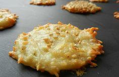 Biscuits apéro à l'emmenthal // super facile - pour utiliser vos blancs d'oeuf - explication en vidéo!