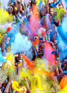 Holi Halle ( Colour War ) Next on 18. Mai 2014