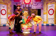 ★★★★★ - Aladdin review at Town Hall, Loughborough – 'perfect family panto'