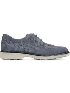 HOGAN Lace Up Derby Shoes.  hogan  shoes  shoes Moda Maschile 05e726e9d89