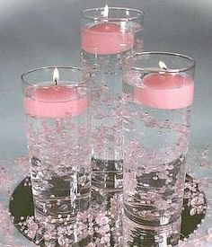 water beads centerpieces for weddings | Floating Flower Centerpieces | Weddings, Style and Decor | Wedding