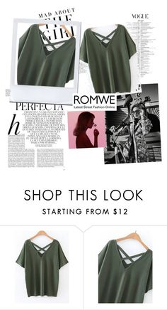 """romwe"" by perfex ❤ liked on Polyvore featuring Kershaw, Chanel, Whiteley and Burton"
