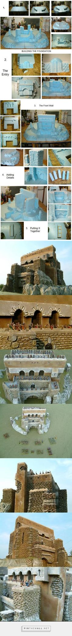 castle foam... - a grouped images picture - Pin Them All