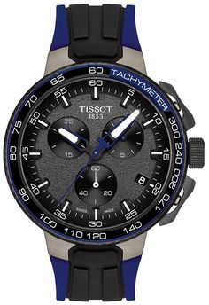 Tissot Watch T-Race Cycling #add-content #basel-18 #bezel-fixed #bracelet-strap-rubber #brand-tissot #case-depth-11-4mm #case-material-black-pvd #case-width-44-5mm #chronograph-yes #cws-upload #date-yes #delivery-timescale-call-us #dial-colour-black #discount-code-allow #gender-mens #luxury #movement-quartz-battery #new-product-yes #official-stockist-for-tissot-watches #packaging-tissot-watch-packaging #style-sports #subcat-t-race #supplier-model-no-t1114173744106