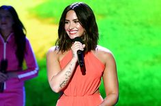 Demi Lovato Posted A Touching Message About Reaching Five Years Sober