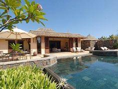 Alquiler de vacaciones chalet Costa Oeste y Centro de Mauricio