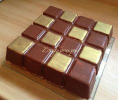 La tablette de chocolat de Sébastien sans oeufs