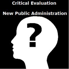 New Public Administration made a moderate impact on public administration by redefining it in terms of imbibing new concepts such as participation, responsiveness, client orientation etc. It emphasised on building a theory of public administration with input from different disciplines and on ingraining the democratic values in administration