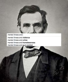 """"""" President Abraham Lincoln, who had depression Writer Virginia Woolf, who had bipolar disorder Artist Vincent Van Gogh, who had bipolar disorder Writer Sylvia Plath, who had. Mental Illness Recovery, Stop The Stigma, Mental Health Art, Social Challenges, Psychology Disorders, Depression Quotes, Bipolar Disorder, Health And Beauty Tips, Abraham Lincoln"""