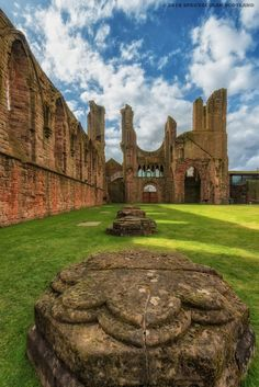 Spectacular Scotland: Arbroath Abbey