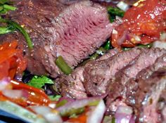 Tequila (Recipe: tequila-lime flank steak, grilled cherry tomato salsa, and a classic margarita) {The Perfect Pantry}