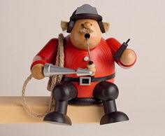 Smoker Fireman - 15 cm / 6 inches $61.00 plus shipping