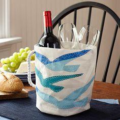 Sea Gulls Bucket Bag
