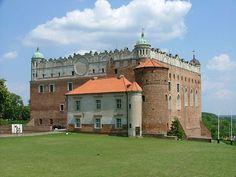 Castle / zamek Golub -Dobrzyń, Pomorze, Poland