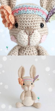 The Effective Pictures We Offer You About Stuffed Animals fox A quality picture can tell you many things. You can find the most beautiful pictures that can be presented to you about Stuffed Animals ra Bunny Crochet, Wire Crochet, Crochet Dolls, Crochet Baby, Easter Crochet Patterns, Crochet Amigurumi Free Patterns, Crochet Rabbit Free Pattern, Dou Dou, Wire Jewelry Patterns