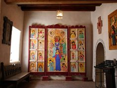 Chimayo, historic village in the heart of Northern New Mexico