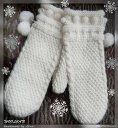 Обсуждение на LiveInternet - Российский Сервис ОнРScarf Hat, Knit Mittens, Beautiful Hands, Hand Knitting, Knit Crochet, Gloves, Socks, Hats, Sewing