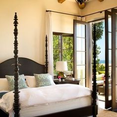 Bedroom Master Bedroom Eclectic Airy Design, Pictures, Remodel, Decor and Ideas - page 14
