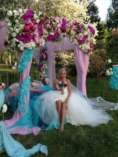 Утро невесты, wedding , свадьба