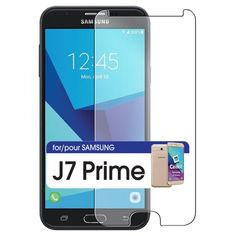 21f83045ff8 Cellet Premium Tempered Glass Screen Protector for Samsung J7 Prime (0.3mm)